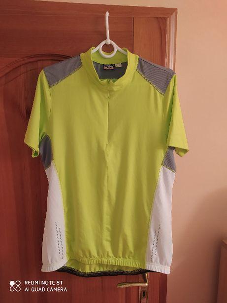Koszulka rowerowa Crivit uniseks rozmiar L 46/48 - NOWA