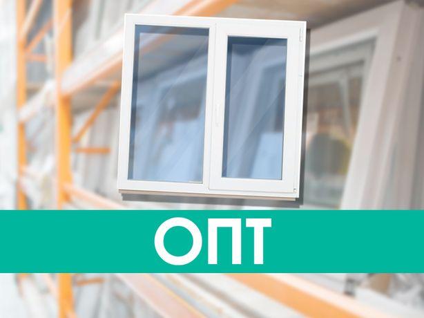 Пластиковые окна с завода ОПТОМ - 33% скидки на WDS, Steko, Rehau