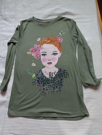 Bluzka dla dziewczynki 134 Reserved