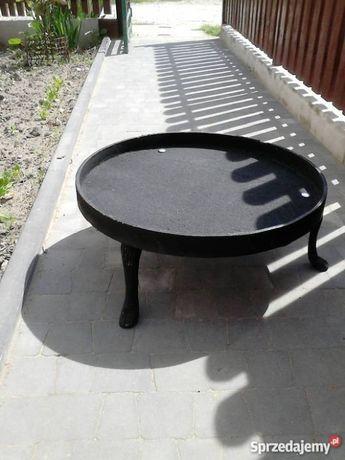 Palenisko ogrodowe żeliwne mocne fi54 cm