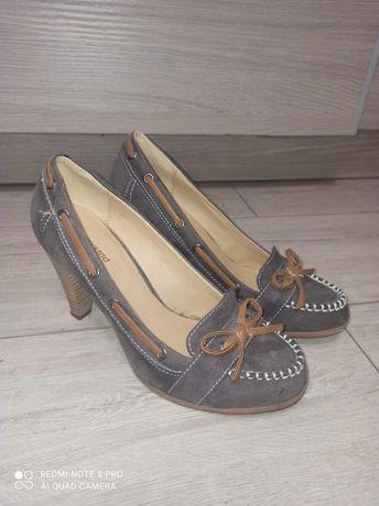 Buty damskie czółenka