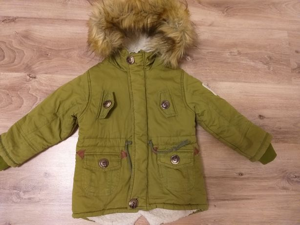 Куртка парка зима 3-4 года