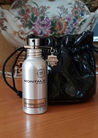 Montale Patchouli Leaves ristretto intense cafe Монталь