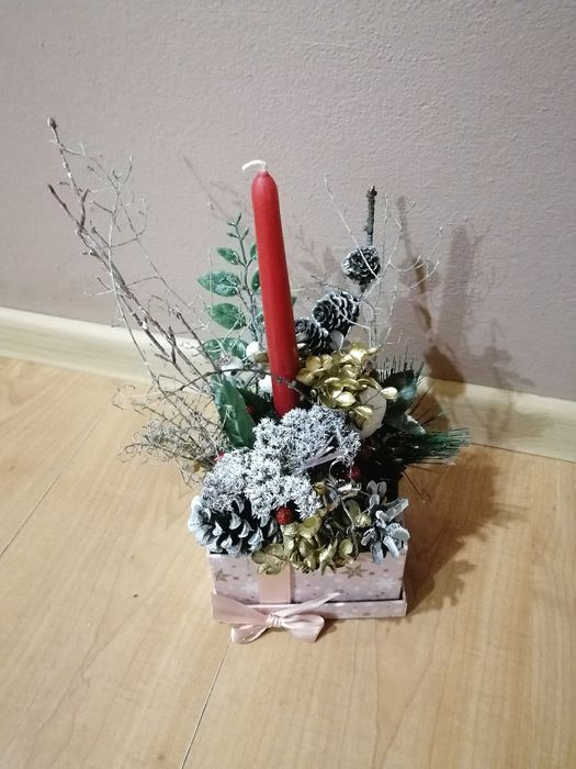 Stroik świąteczny Rawa Mazowiecka - image 1
