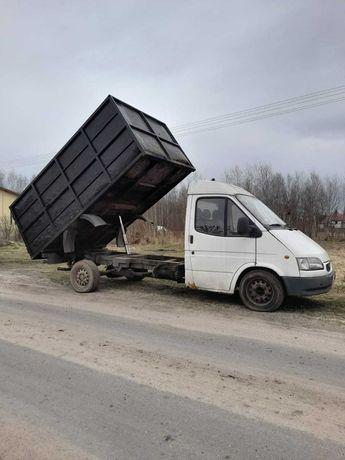 Ford transit 2.5 diesel *wywrotka