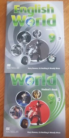 Английский 9 клаcса В1+ Macmillan Strident's book; Workbook+CD