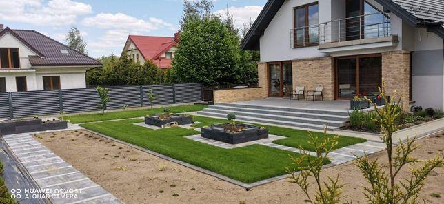 Zakładanie ogrodów kompleksowo
