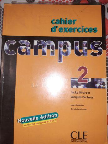 Campus 2 cahier d'exercices zeszyt ćwiczeń