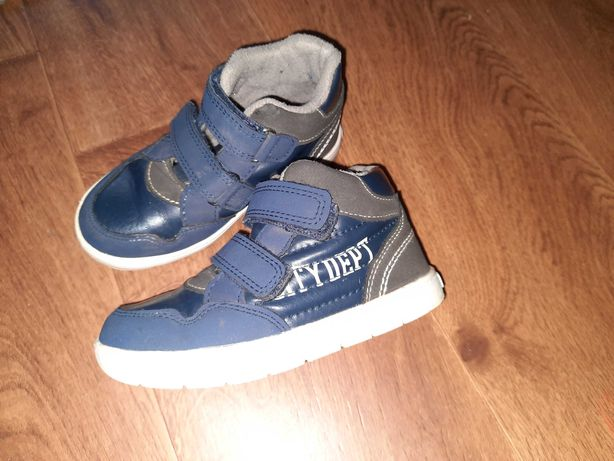 Ботинки хайтопы Lupilu для мальчика