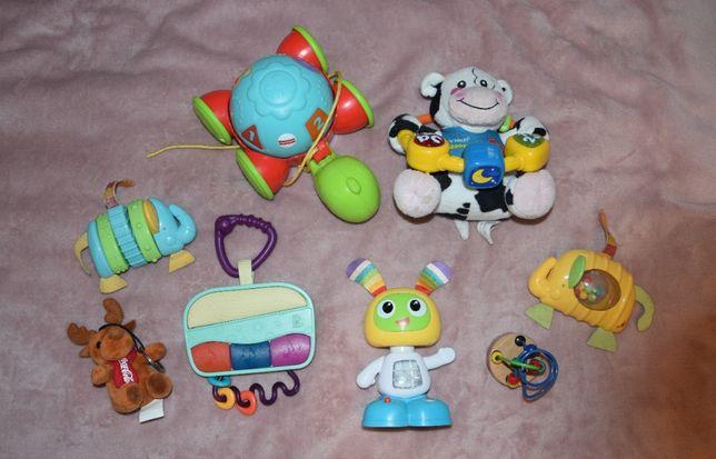 Zestaw zabawek B. Toys, Fisher Price dla dziecka
