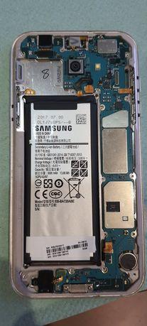 Детали Samsung a720 2017г.