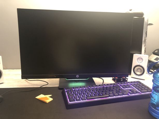 Monitor gaming hp xq27