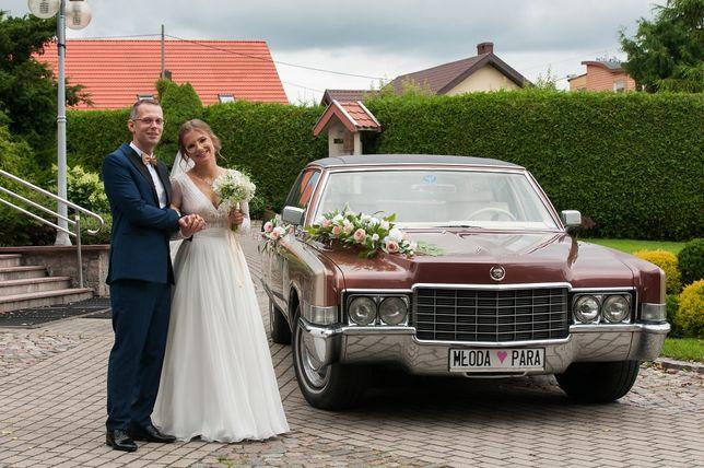 Auto do Ślubu Cadillac Fleetwood