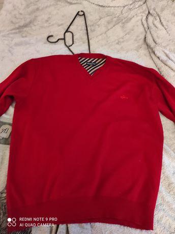 Sweter męski XL w serek