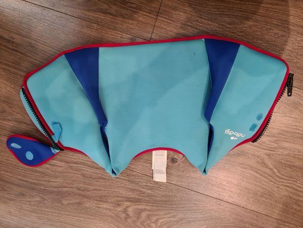 Kamizelka 15-18 kg do pływania S decathlon 55 cm szer NABAIJI