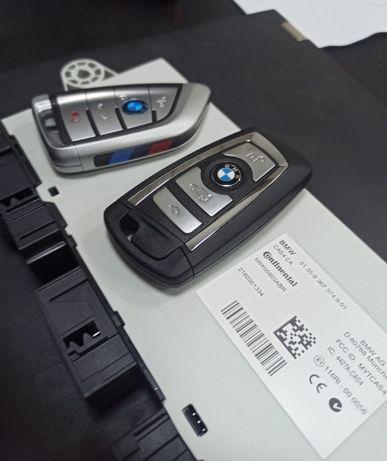 Изготовление, привязка ключей BMW, Mini. EWS, CAS, BDC/FEM