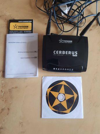 Router wi-fi  pentagram