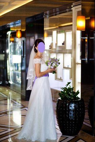Свадебное платье LILAK Dominiss цвета Айвори