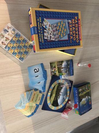 2 gry edykacyjne Panstwa miasta + quiz o Europie