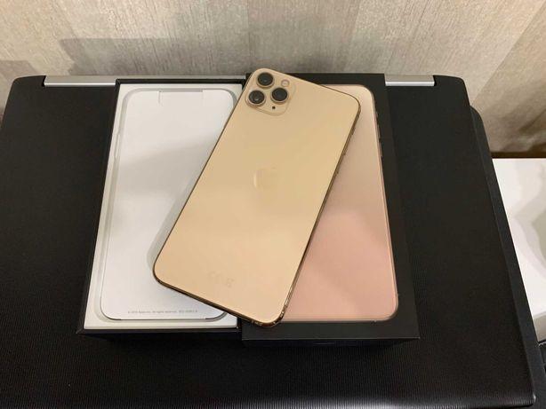 iPhone 11 Pro Max Gold, gwarancja producenta