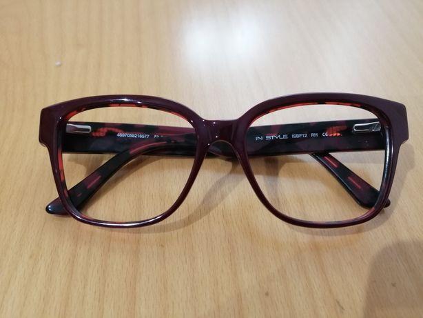 Vários óculos ótica e sol