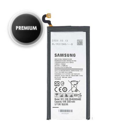 Bateria para Samsung Galaxy S6 (G920F) EB-BG920ABE - 2550mAh (Premium)