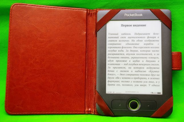 электронная книга Pocketbook 611 PDF FB2 Wi-Fi E-ink словари