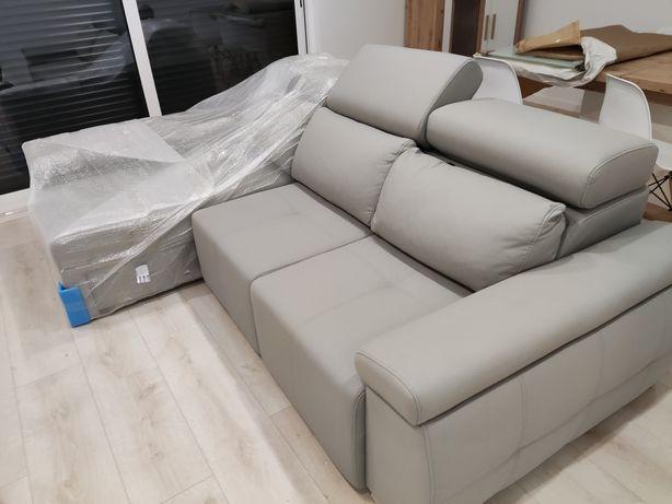 SOFÁ Novo com chaiselongue com arrumação