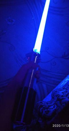 Коллекционный световой меч star Wars