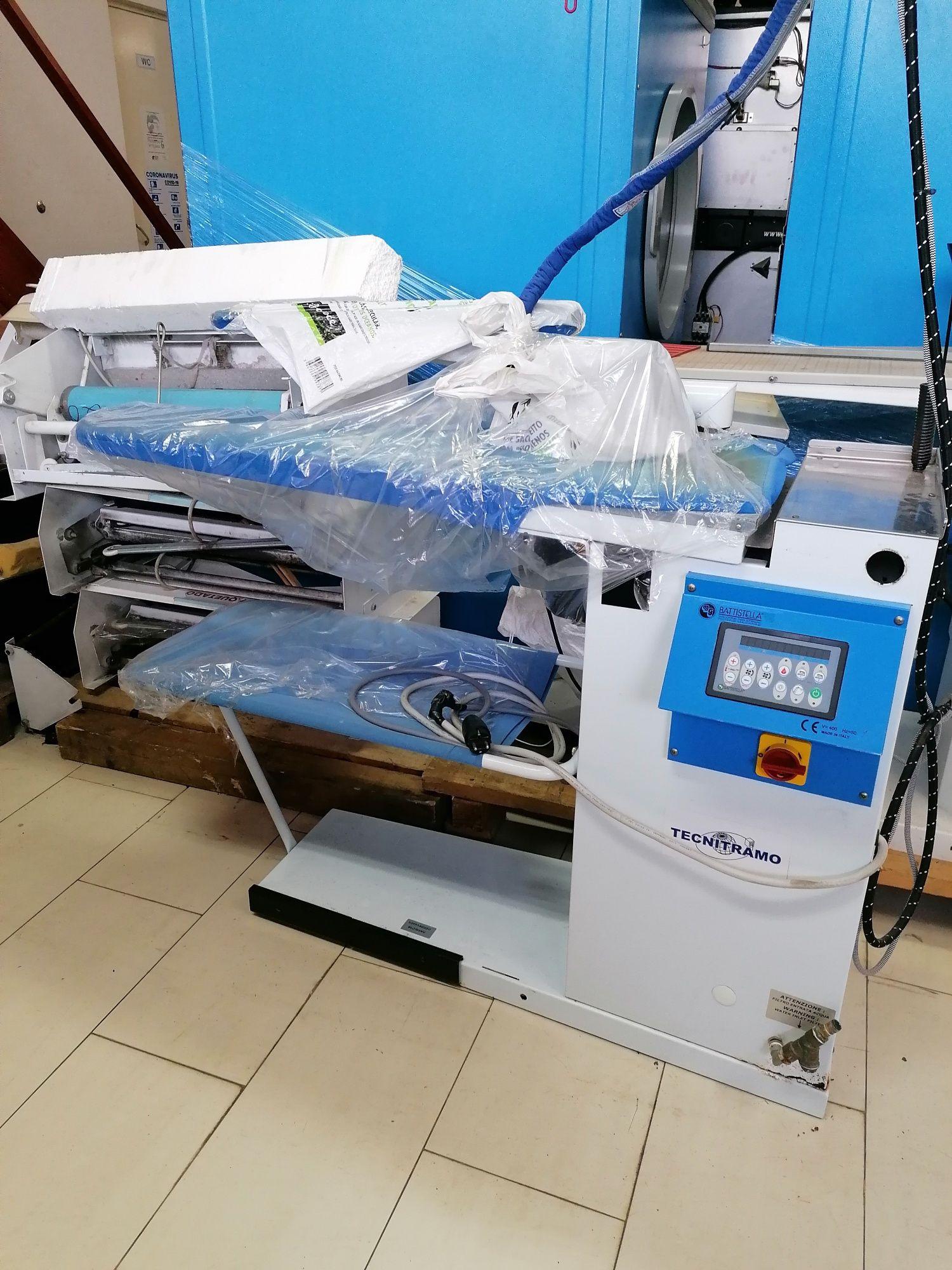 Engomadoria lavandaria industriais e self service