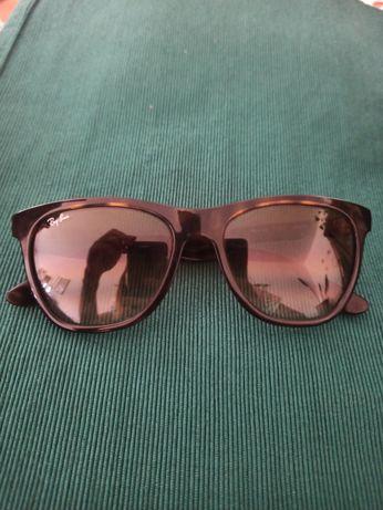 Óculos Ray ban modelo 4184 cor castanho tartaruga