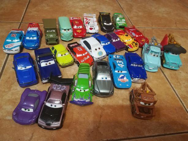 Kolekcja aut z bajki Auta Cars Zygzak