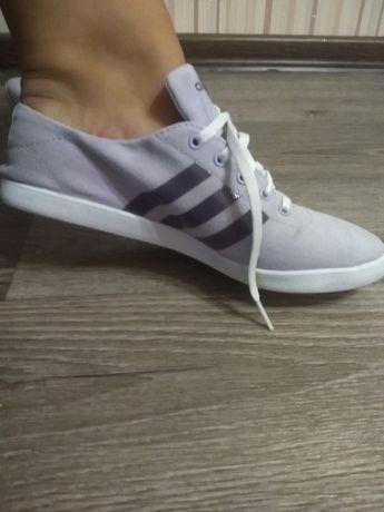 Мокасины Adidas женские