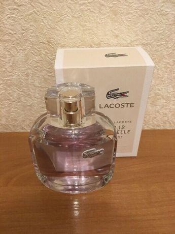 Lacoste Pure Elle elegant, духи Lacoste 90 ml оригинал