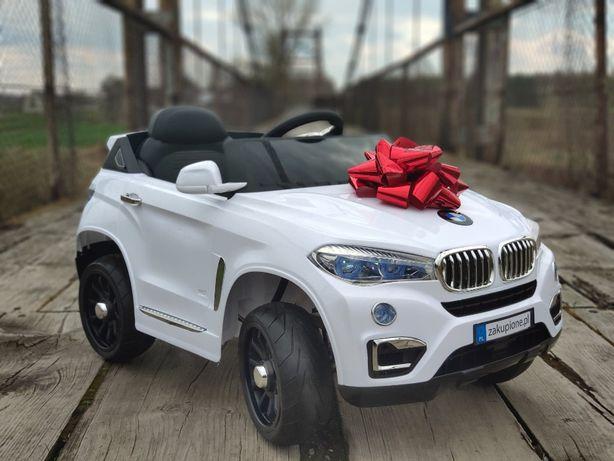 NOWE BMW X6 na akumulator autko dla dzieci. Samochód 12V