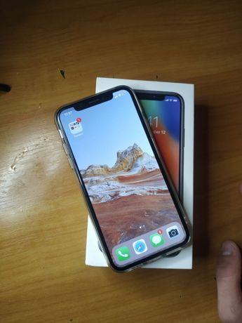 Iphone x(10) на 64gb