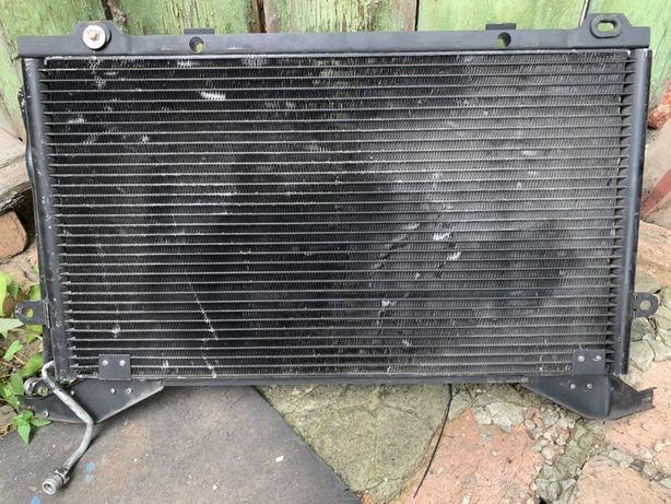 Радиатор кондиционера w210