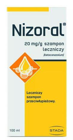 Szampon przeciwłupieżowy Nizoral (Nowy)