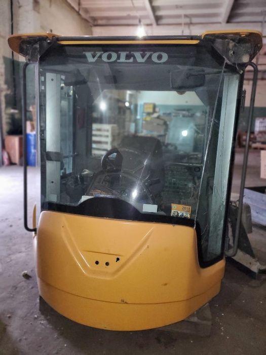 Кабіна навантажувача Volvo Кабина погрузчика Volvo