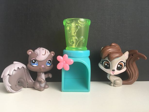 Littlest Pet Shop/wiewiórki