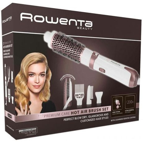 Rowenta Premium Care Hot Air Brush CF7830F0 Фен щетка-браш Ровента