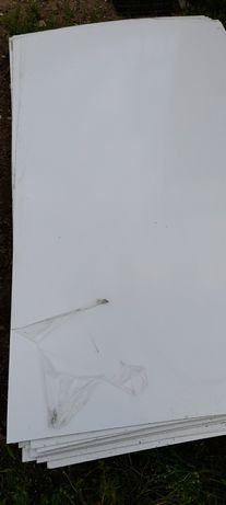 Blacha powlekana ocynk 0.6cm 6mm