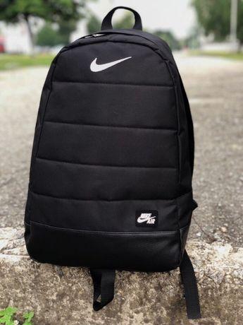 Рюкзак Найк, Nike AIR (Черный, Серый)