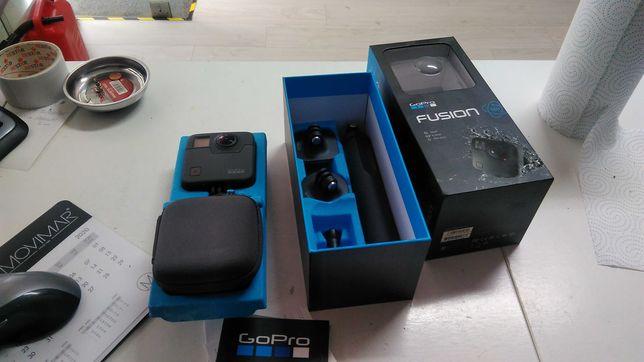 GoPro Fusion Camera 360ª