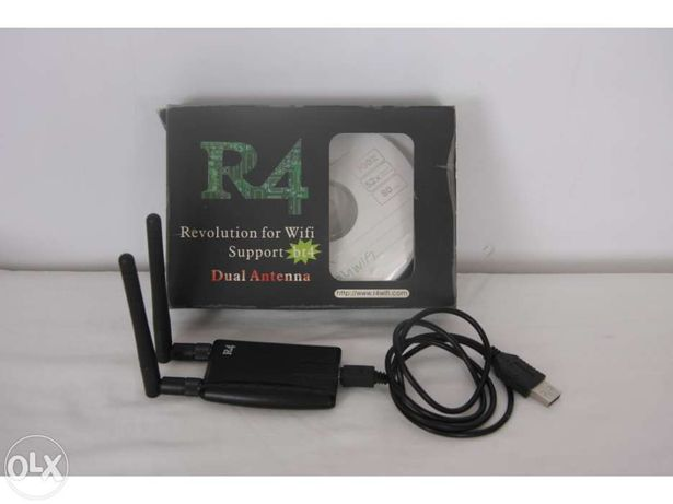 Adaptador usb internet r4 linux