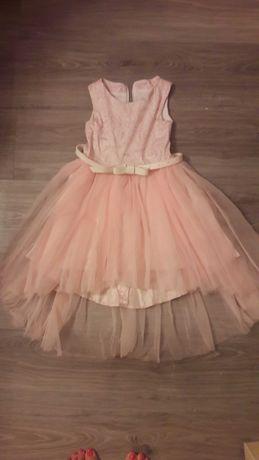 Нарядное платье Zironka р. 110 (маломерное - смотрите замеры)