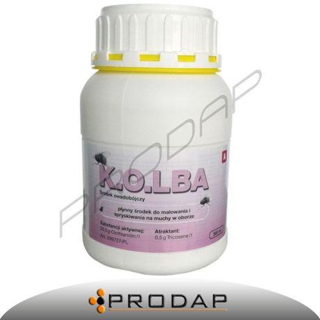 Środek owadobójczy na muchy w oborze KOLBA 500ml
