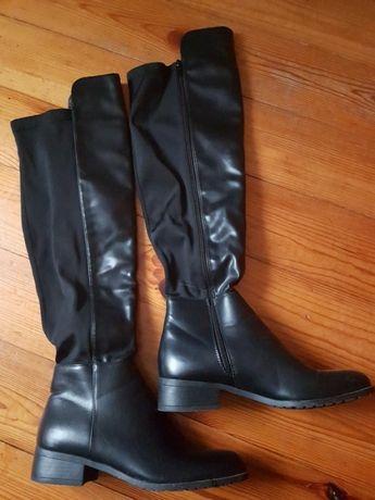 Buty przejściowe (wiosenno-jesienne), rozmiar 40