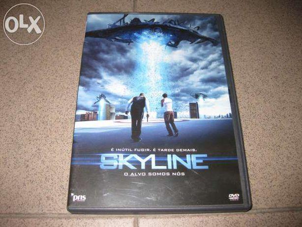 "DVD ""Skyline- O Alvo Somos Nós"""