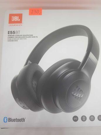 Słuchawki bezprzewodowe JBL E55BT